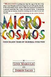 Microcosmos: Four billion years of evolution from our microbial ancestors by Lynn Margulis (1986-07-30)