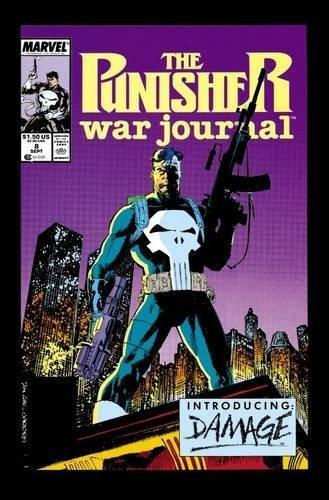 Punisher War Journal by Carl Potts & Jim Lee by Carl Potts (2016-09-27)