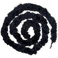 Boland 52580 - marabú Boa, alrededor de 180 cm, negro