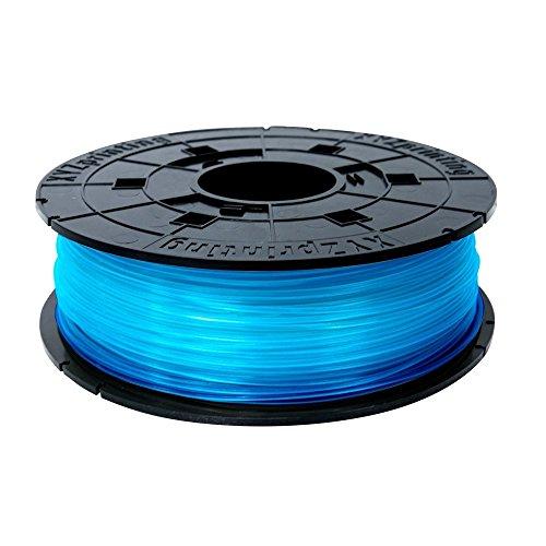 Cartouche de filament PLA, 600g, Bleu Clair pour imprimante 3 D DA VINCI  1.0PRO – 1.0A – 1.0AiO – 2.0A – 1.1 PLUS – Super