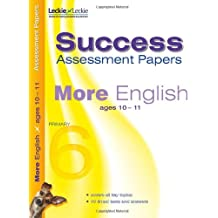 Success Assessment Papers – More English 10–11 Years (Letts Success Assessment Papers)