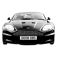 Aston Martin DBS 1:24 Scale RC Radio Controlled Car (Colours May Vary)