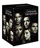 Cronicas Vampíricas Pack Temporadas 1-8 Serie Completa Blu-ray España