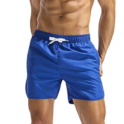 Kanpola Shorts Badeshorts Herren Badehose Jogging-Hose Sport Freizeit Short Strand Kurze Hose (Under Armour Jungen Short Set)