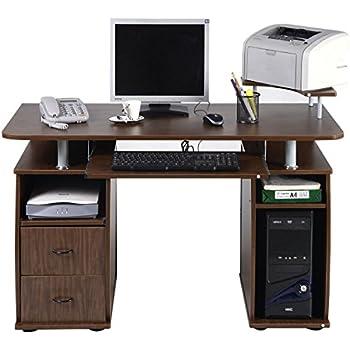 Table De Bureau Pour Ordinateur Meuble De Bureau Pc Informatique