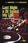 Last night a DJ saved my life par Brewster