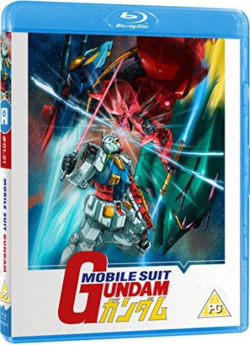 Mobile Suit Gundam - Part 1 of 2 [Blu-ray] [UK Import]
