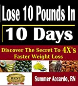 Flat Belly Diet: Lose 10 Pounds In 10 Days (English Edition)