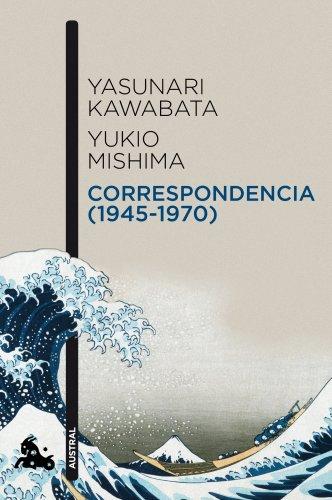 Correspondencia (1945-1970) par Yasunari Kawabata