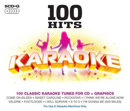 Preisvergleich Produktbild 100 Hits: Karaoke