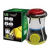 LE Mini LED Camping Laterne Powerbank, USB aufladbar Notfallleuchte, kindersize, wasserdicht Notlicht, Blitzlicht, LED Campinglampe