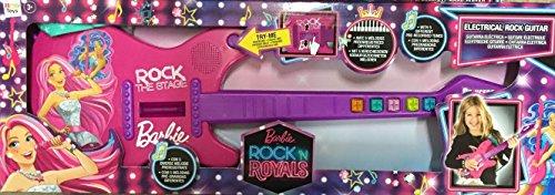 Imagen principal de IMC 784161 Barbie - Guitarra eléctrica de juguete