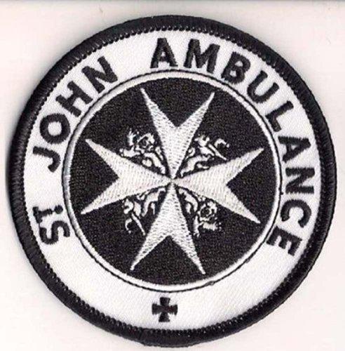 St Johns Ambulance Doctor Who Tardis Sign 3 Patch by Patches (Who-tardis-patch Doctor)