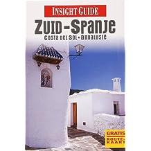 Zuid-Spanje / Nederlandstalige editie / druk 5: sosta del Sol Andalusie (Insight guides)