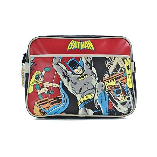 Retro Bag Batman Comic Cover Official Fan Film Merchandise