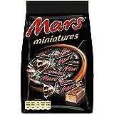 Mars Pack de 14 Miniatures Chocolat au Lait/Cœur Fondant/Caramel