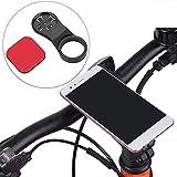 VGEBY Supporto Manubrio della Bicicletta, Kit di Montaggio per GPS Garmin Mobile Edge per Bicicletta