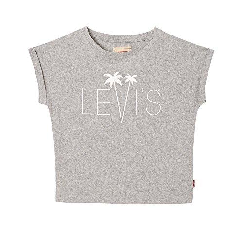 Levi's ss tee darla, maglietta bambino, grigio, 16 anni