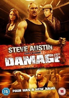 Damage [DVD] [2009] by Steve 'Stone Cold' Austin