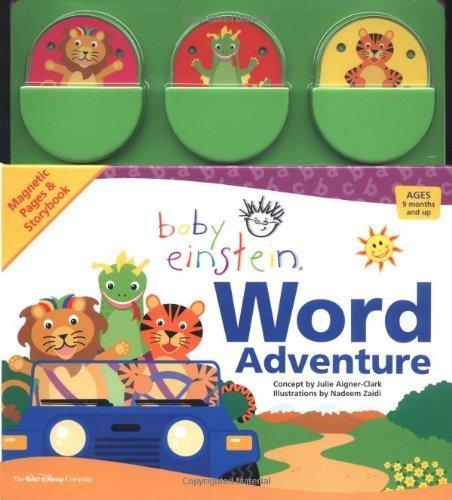 Baby Einstein: Word Adventure (Baby Einstein (Special Formats)) by Julie Aigner-Clark (2005-09-01)