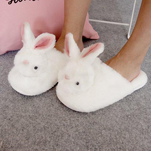 Caramella Bubble Damen Hausschuhe kaninchen