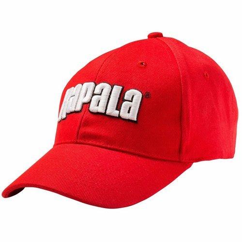 Rapala 3D Cap Rot Kappe Baseball Mütze