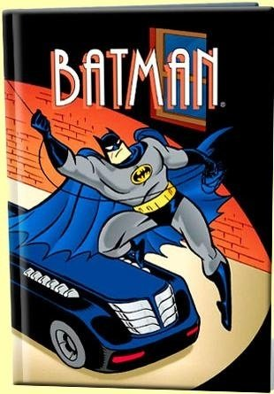 BATMAN (Livre personnalisé pour enfant par Ceyou)
