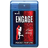 #3: Engage Man Classic Woody Pocket Perfume,18 Ml (Pack Of 3)