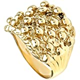 Citerna Men's 9 ct Yellow Gold Keeper Ring