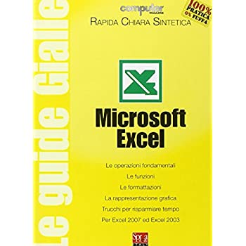 Microsoft Excel. Guide Gialle
