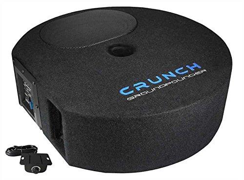 Crunch GP690 Auto-Subwoofer aktiv 300W 300w Car-audio