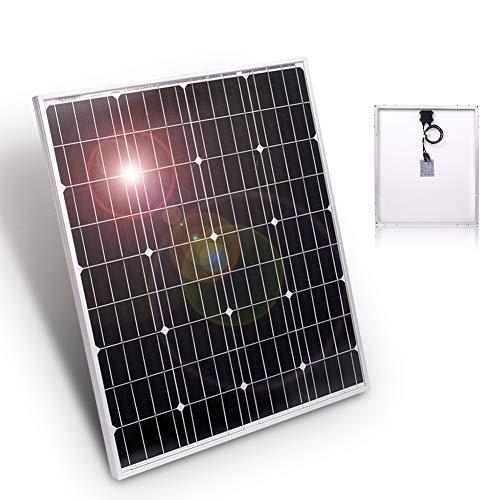 El panel solar monocristalino DOKIO 80W es un módulo fotovoltaico autónomo, compacto y robusto, es la solución práctica e ideal para aplicaciones sin conexión a la red eléctrica. La selección de módulos fuera de red de DOKIO ofrece soluciones incluso...