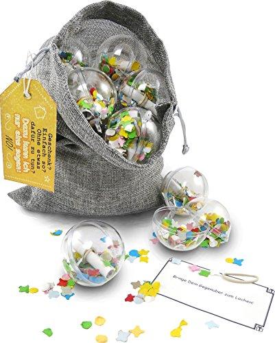 Neuheit: Originelle Geschenkverpackung + Rätselspiel + Geschenkidee: Ideal für Gutscheine und Geldgeschenke zu Geburtstag, Weihnachten & Jahrestag – Wiederverwendbar
