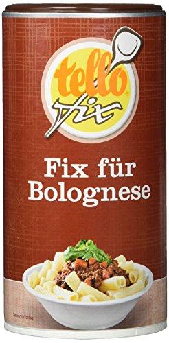 tellofix Fix für Bolognese, 1 er Pack (1 x 250 g Packung)