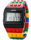 AMPM24 LED092-Orologio da polso unisex,colore:Multicolore
