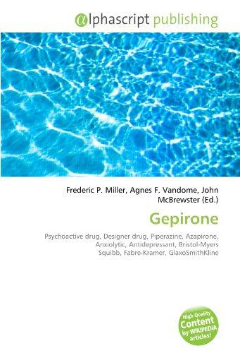 gepirone-psychoactive-drug-designer-drug-piperazine-azapirone-anxiolytic-antidepressant-bristol-myer