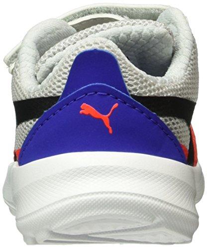Puma Unisex Kids    Duplex Evo V Low-Top Sneakers Multicolor Size   9 Child  27 EU