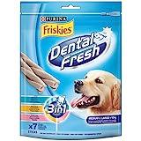 Friskies Dental Fresh Alimento Completo para Perros Medianos Y Grandes, 180 g