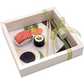 Zauberdeko Geldgeschenk Verpackung Sushi Restaurant Essen Geburtstag