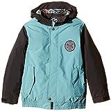 Nitro Jungen Snowboard-Jacke Boys Squaw Jacket 15, Storm/Black, S, 1151873259