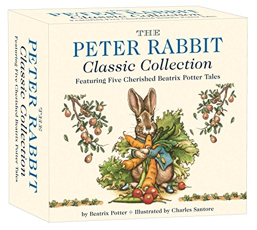 The Peter Rabbit Classic Collection: A Board Book Box Set