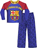Barcelona Football Club Boys Barcelona FC Pyjamas Ages 3 to 13 Years