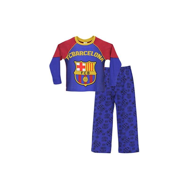 9663a11daf4cc Barcelona F.C. - Pijama para Niños - Barcelona FC - Compra pijamas y ...