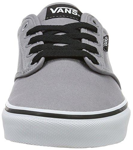 Vans Herren Mn Atwood Sneakers Grau (canvas Frost Gray / White)