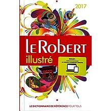 Le Robert illustré 2017 et sa carte