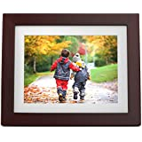 Ever Frames Marco de fotos digital alta resolución y 8 pulgadas (20.32 cm) con 16 GB de memoria