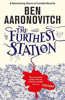 the-furthest-station-a-pc-grant-novella-english-edition