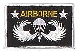 Viele verschiedene Stoffabzeichen Deutschland Bundeswehr US Army US Airforce Landesflaggen Dienstgradabzeichen (U.S. Fallschirmjäger Airborne)
