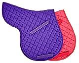 Roma Grand Prix alle Schleifwerkzeug Satteldecke, volle Größe, Violett