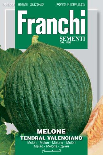 Seeds of Italy Ltd  - Semillas para verduras (melón)